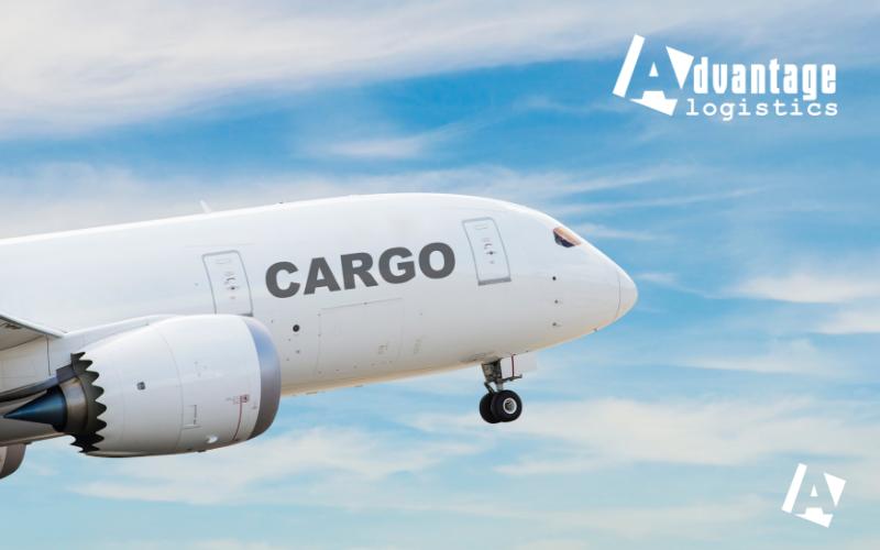Vận tải hàng không _Advantage Logistics