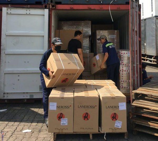 Warehousing Service of Advantage Logistics