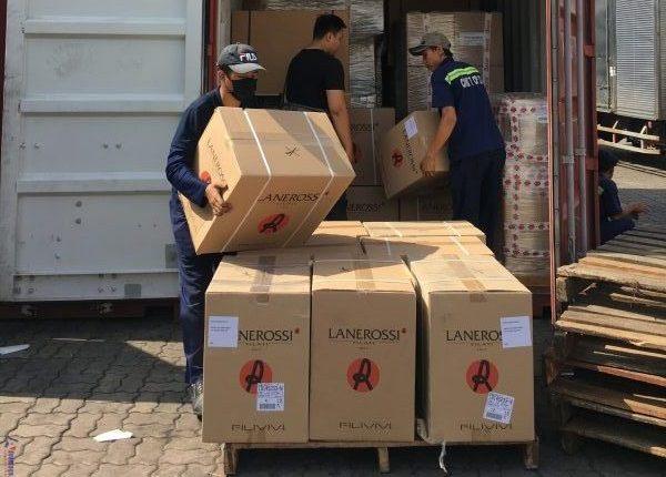 dịch vụ kho bãi của Advantage Logistics