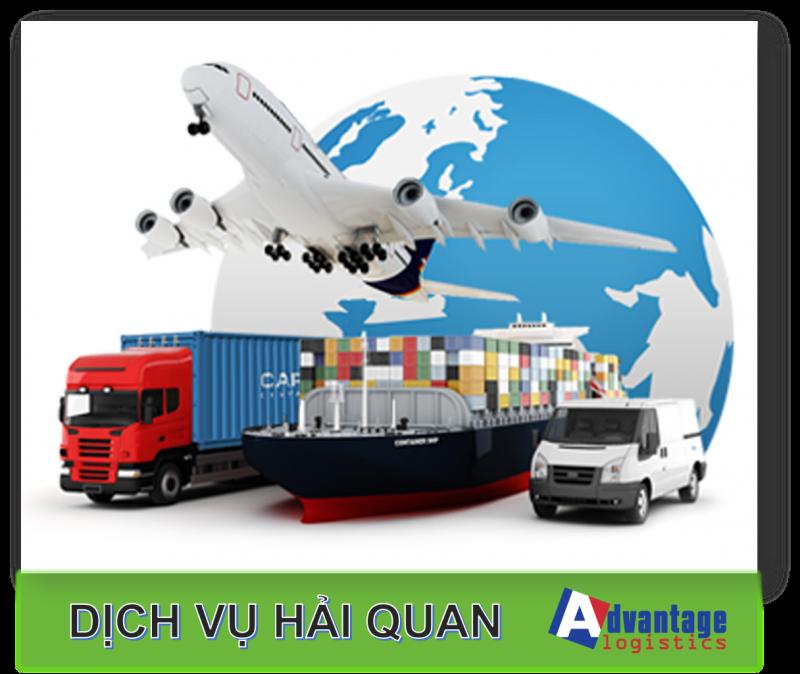 dịch vụ hải quan_Advantage Logistics