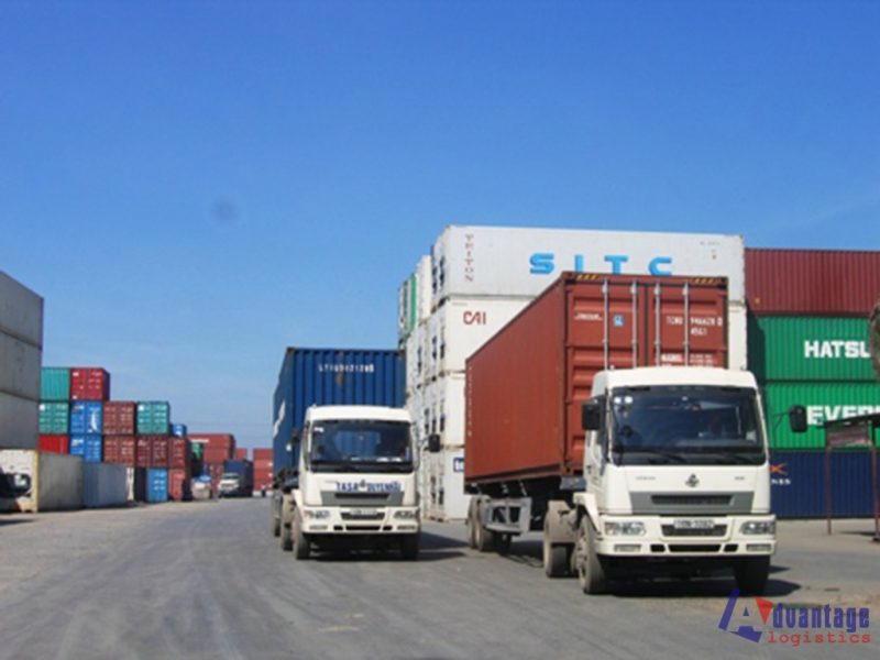 Dịch vụ vận tải trong nước_Advantage Logistics