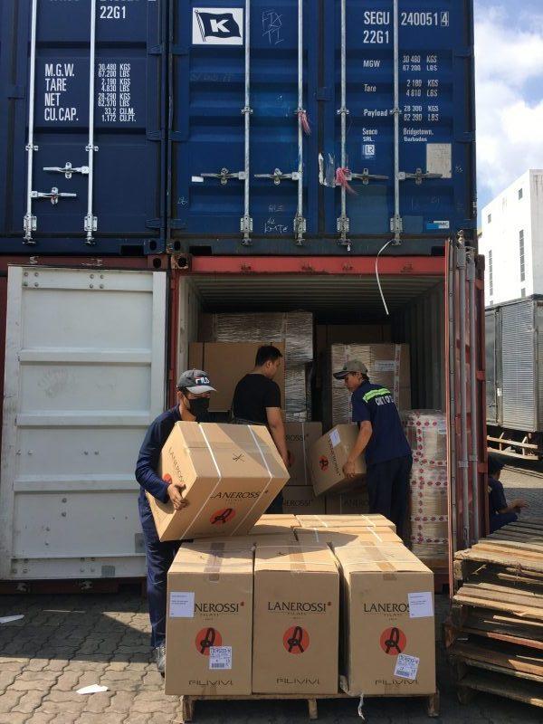 Quy trình xuất khẩu hàng chính ngạch từ Việt Nam đi nước ngoài