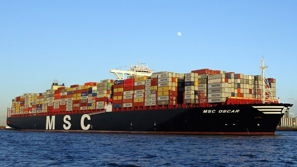MSC launches new southeast Asia-USWC service