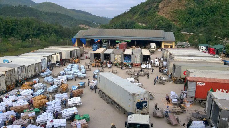 Cửa khẩu Bắc Phong Sinh