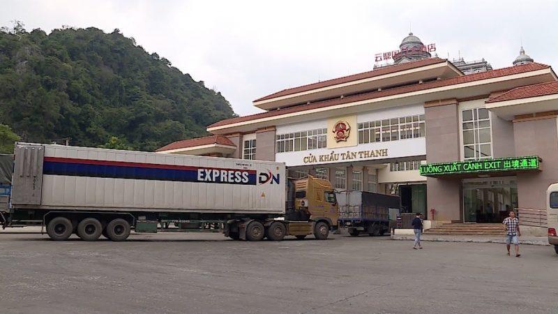 Cửa khẩu Tân Thanh Lạng Sơn