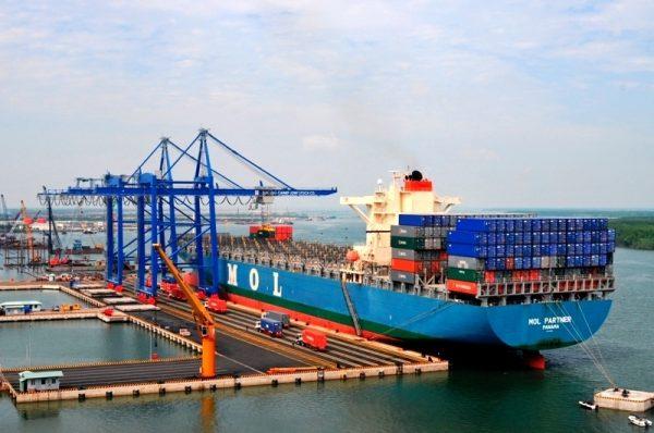 Việt Nam hiện tại có bao nhiêu Bến Cảng?