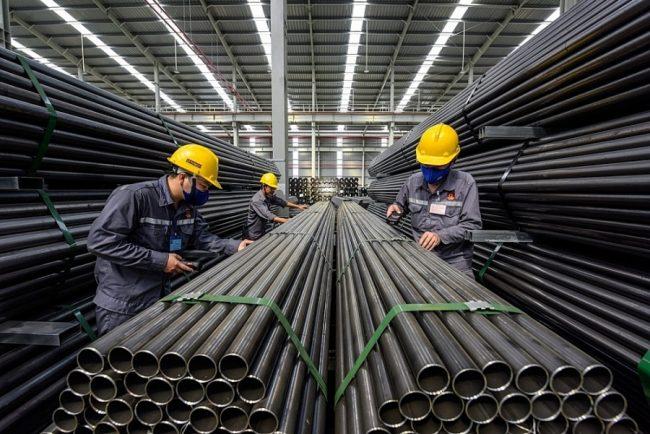 Trung Quốc Miễn Thuế Nhập Khẩu Nhiều Loại Thép
