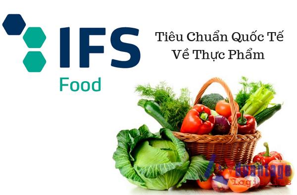tiêu chuẩn quốc tế về thực phẩm IFS