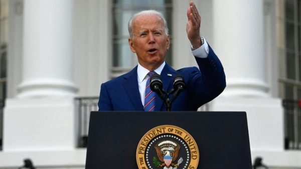 Biden seeking to boost rail and sea shipping competition - White House