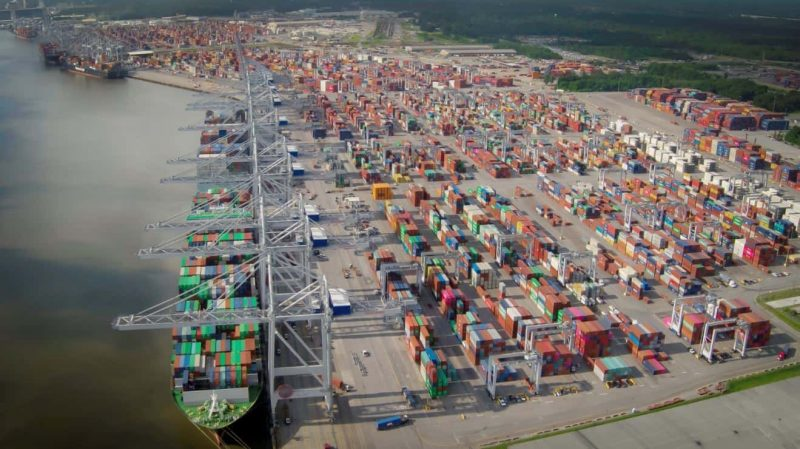 Port of Savannah