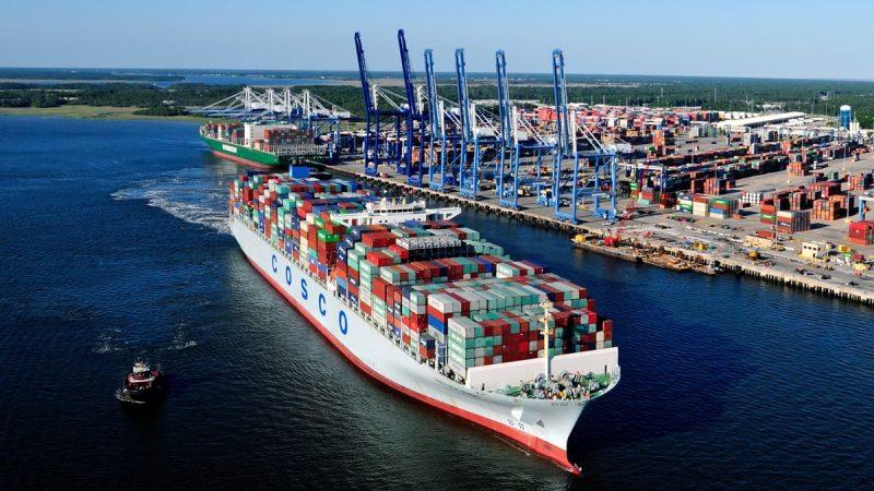 Port of South Carolina