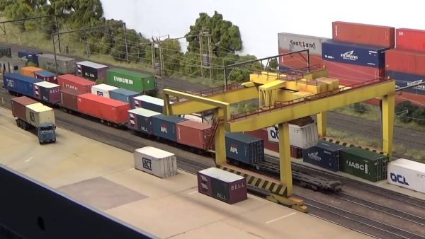 Freight railroads