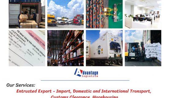 Advantage Logistics's services