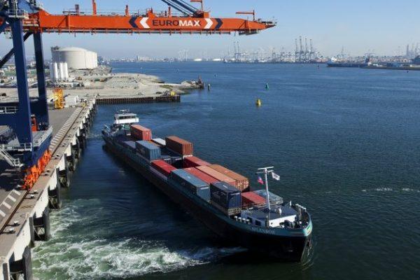 Cảng Rotterdam - Advantage Logistics