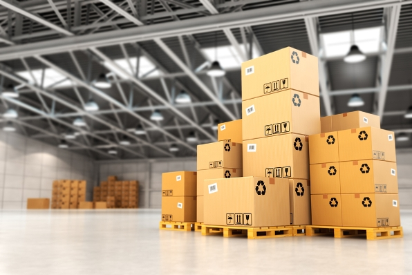 Vận chuyển hàng hoá về kho - Advantage Logistics