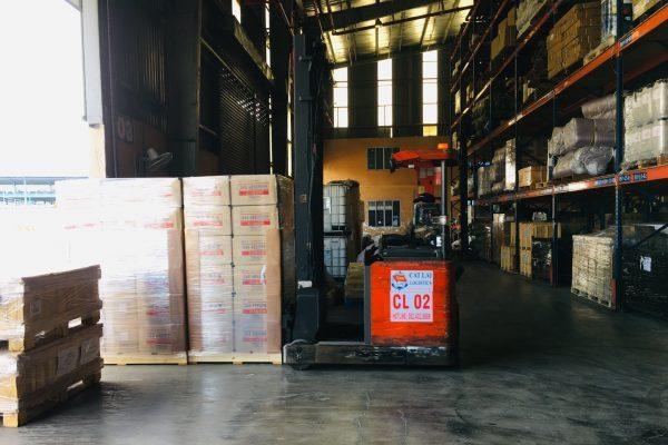Warehousing - Advantage Logistics