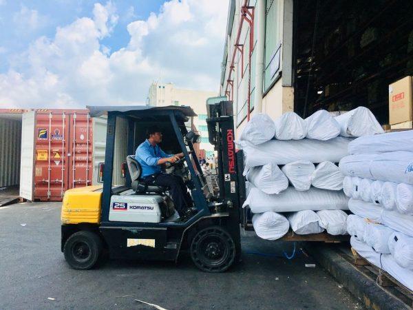 Kho bãi - Advantage Logistics