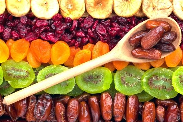trái cây sấy khô