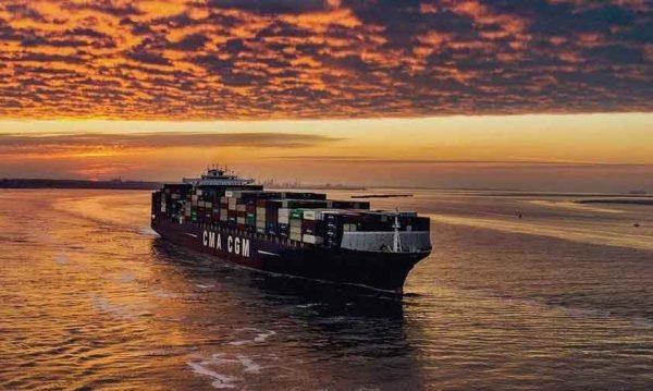 CMA CGM shipping lines