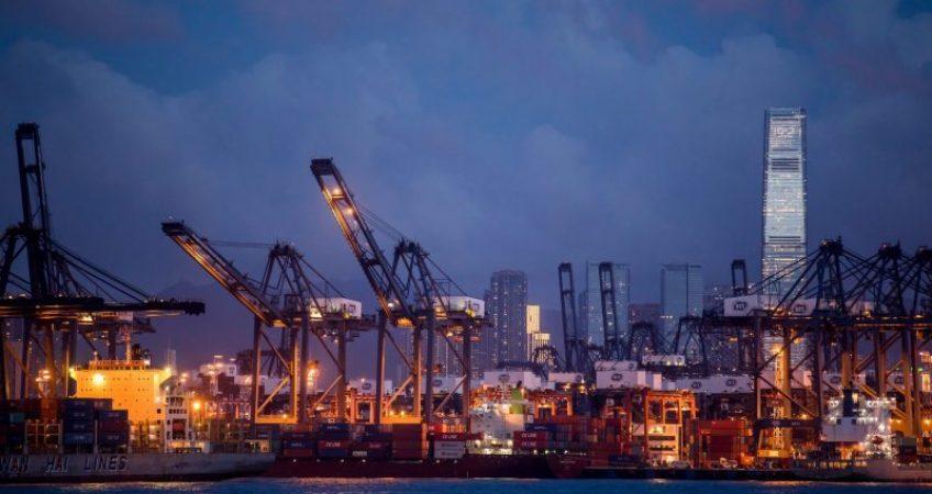 Cảng Quốc Tế Hồng Kông Triển Khai Hệ Thống Giám Sát Container Lạnh Từ Xa