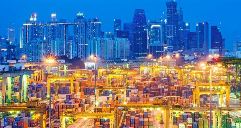 Cảng Singapore Tiếp Tục Dẫn Đầu Vị Thế Là Trung Tâm Vận Tải Biển Hàng Đầu Trên Thế Giới Trong Năm 2021