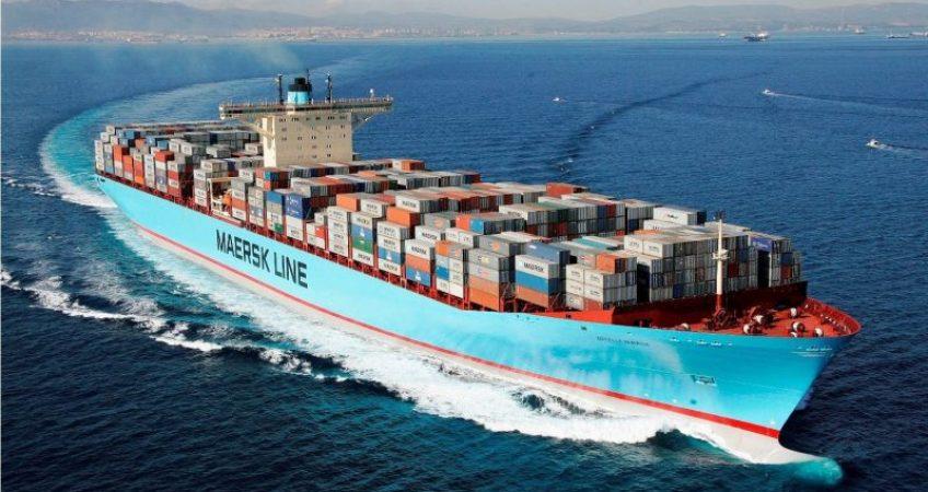 Hãng Tàu Maersk Đầu Tư Phát Triển Lĩnh Vực Thương Mại Điện Tử