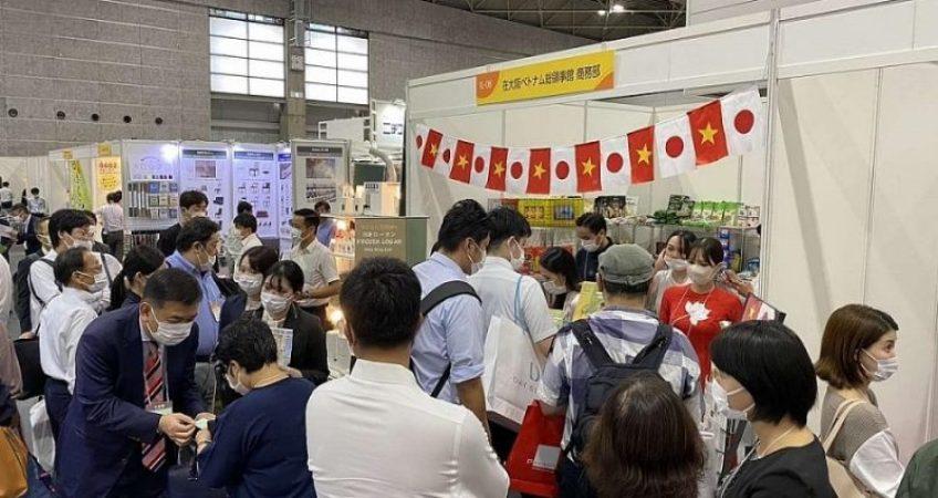 hội chợ Fabex Kansai