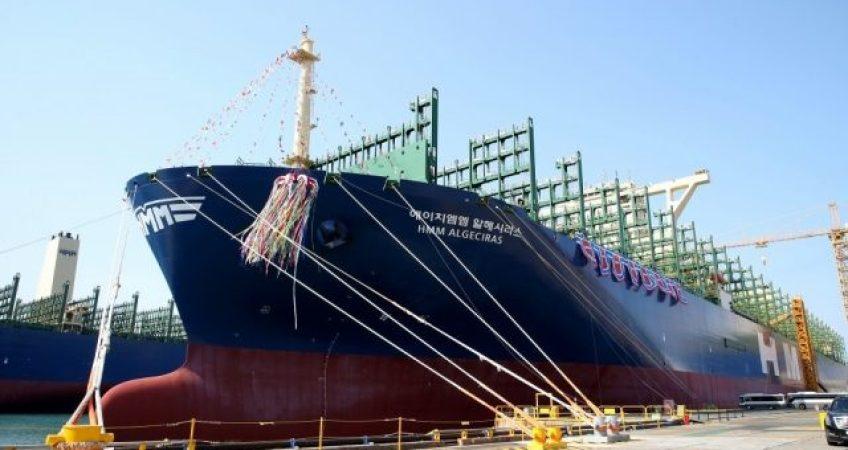 HMM Algeciras_Con Tàu Container Lớn Nhất Thế Giới